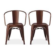 chair dining. carlisle metal dining chair - threshold™ n