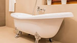 check out our bathtub refinishing and repairs