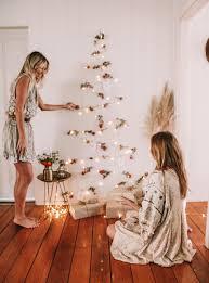 Diy Fairy Light Xmas Tree Spell The Gypsy Collective