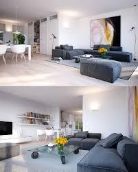 Living Room Design: 19 Industrial Style Living Room - Lounge Decor