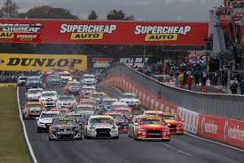auction track flying start to super drought relief auction supercars