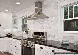 backsplash ideas for black granite countertopaple cabinets