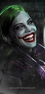 1440x2960 Joker X Girl Cosplay 4k ...