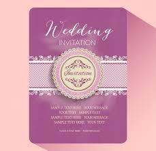 Wedding Invitation Card Templates Free Vector In Adobe Illustrator Ai Ai Vector Illustration Graphic Art Design Format Encapsulated Postscript Eps Eps Vector Illustration Graphic Art Design Format Format