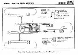 oliver tractor wiring diagram oliver wiring diagrams ignition car wiring diagram page 3