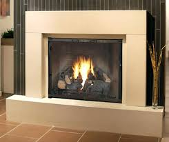 gas fireplace doors beauty style natural gas fireplace glass doors open or closed
