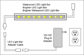lightbar wiring diagram wiring diagram for light bar wiring wiring diagram led light bar diagram 88light led light bar to adapter and driver wiring diagrams