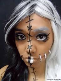 doll makeup tutorial you sch doll flaws face makeup costumes outfits