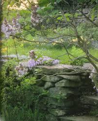 tasha tudor s garden via linenandlaven