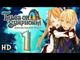 Tales Of Symphonia Dawn Of The New World Hd Psn Download