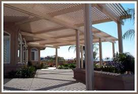 Alumawood Patio Covers & Custom Shade Structures