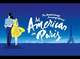 Image result for american in paris musical