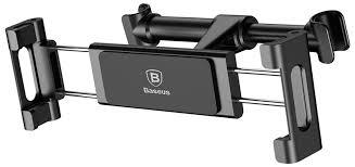 <b>автомобильный держатель</b> на подголовник <b>Baseus Back</b> Seat Car ...