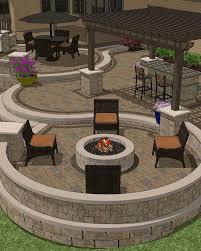 delightful extraordinary patio layouts and designs patio designs pictures crafty barn ideas patio garden
