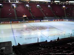 Montreal Canadiens Bell Center Seating Chart Bell Centre Section 114 Montreal Canadiens Rateyourseats Com