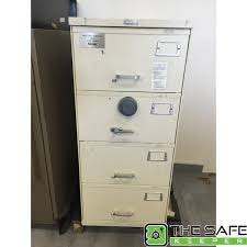 file cabinet. Interesting Cabinet Used Fire Filing Cabinet  In File