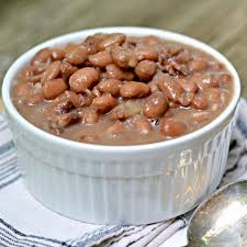 perfect old fashioned pinto beans