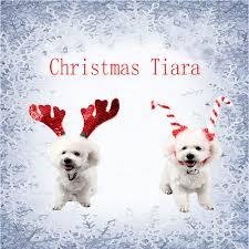 <b>Pet Dog Cat</b> Headwear Headband Cute <b>Accessories</b> For <b>Christmas</b> ...