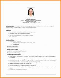 Resume For Caregiver Sample New Objective Resume Samples Caregiver