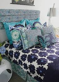 navy blue and teal bedding inspirational more amy butler loveliness new organic bedding shower curtains