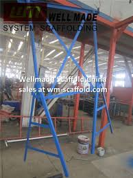 Scaffold Builders China Builders Trestle Plastering Scaffold Work Trestles