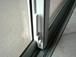 good sliding patio door locks and patio sliding glass door lock home design ideas sliding patio