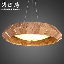 get ations nordic ikea solid wood chandelier modern minimalist wood dining room chandelier chandelier vintage chandelier bar single