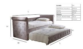 limelight beds zodiac day bed with trundle