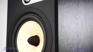 полочная акустика b w m 1 matte white