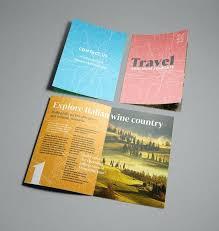 Information Pamphlet Template Final Brochure Information