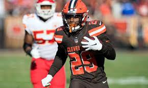Ex Brown Duke Johnson Now The No 1 Rb For The Texans