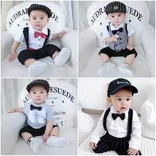 Body giả vest cho bé trai sơ sinh đến 1-2 tuổi – DoChoBeYeu.com
