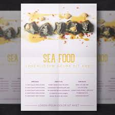 Flyer Samples Templates Beauteous Sea Food Flyer Template Template For Free Download On Pngtree