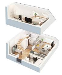 Studio Apartment Floor Plans D Covertoneco - Studio apartment floor plans 3d