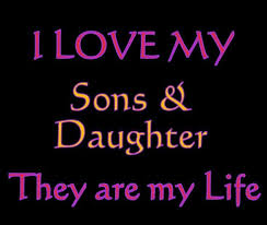 I Love My Son Quotes Awesome I Love My Daughter Quotes For Facebook Love My Sons And Daughter