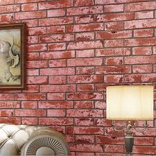 beautiful faux brick walls how to use them in the interior interior design