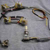 custom made gretsch wiring harness by david jones photobucket photo gretschharnesswired50sstyle2v2t3way006 jpg