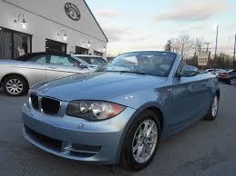 2011 Used BMW 1 Series CONVERTIBLE at HG Motorcar Corporation ...