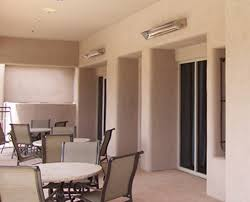 outdoor patio heaters in electric infrared natural gas and propane