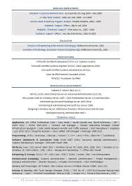 Professional Resume Sample | Professional Resume Templates