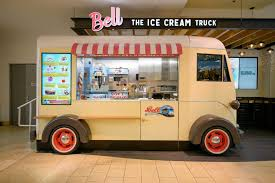 bell the ice cream truck opens at garden state plaza