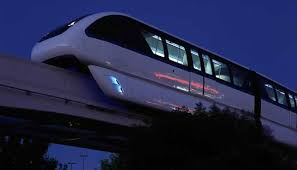 Hasil gambar untuk kereta api monorel