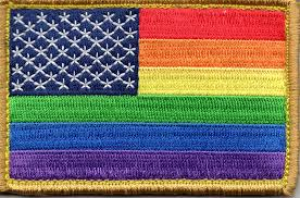 Image result for Free lgbtq american flag images