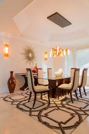 lighting for large rooms. large drops dining room transitional contemporary custom fused glass chandelier colorful lighting for large rooms