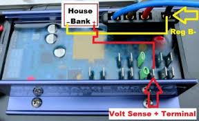 alternators voltage sensing why it s important photo gallery balmar mc 614 voltage sensing terminals