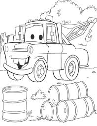 disney pixar cars coloring pages to print 18a free
