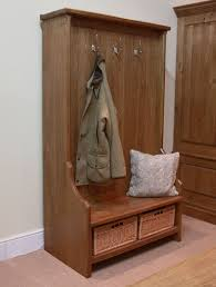 Hidden Gun Coat Rack Secret Gun Conealment Bench StashVault 9