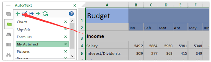 How To Make A Monthly Budget On Excel How To Make A Monthly Budget Template In Excel
