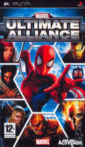 Download Marvel Ultimate Alliance 2 ISO PSP Game Latest Update 4