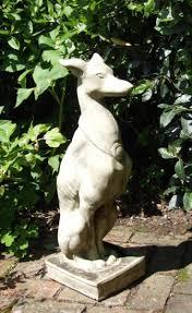 tomb dog stone statue garden statue